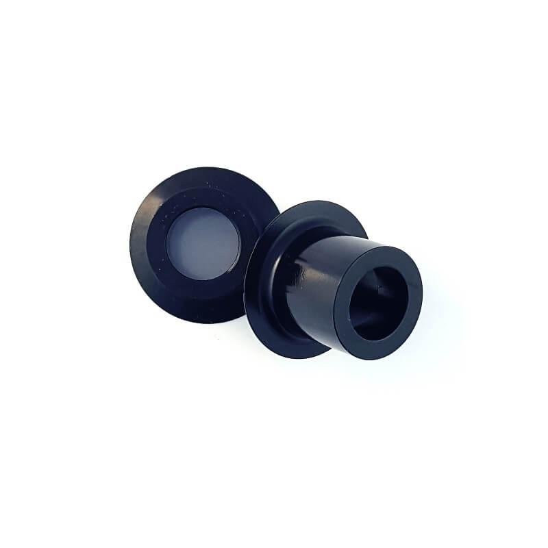 Quaxar Hub Spare Mtb Adaptor Rear 135mm Thru 10 Paragon